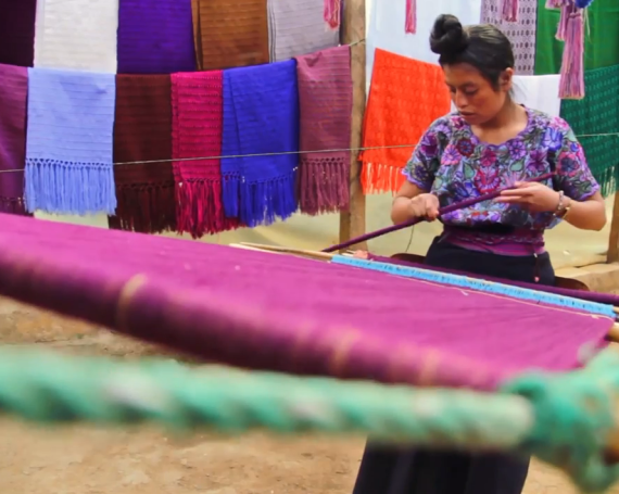 Zinacantan Weaving